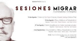 sesiones migrar, fotografía