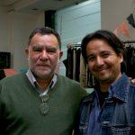 Tirso Troncoso y Rodrigo Elgueta