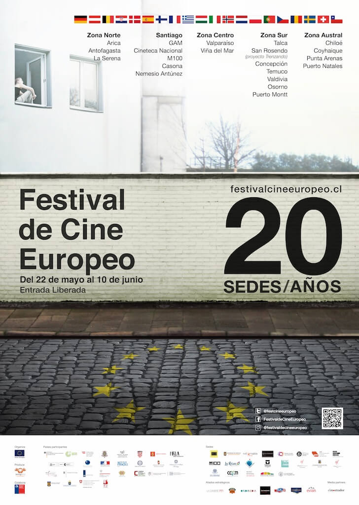20 Festival de Cine Europeo 2018