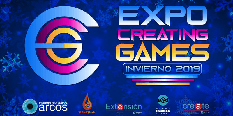 Expo Creating Games 2019