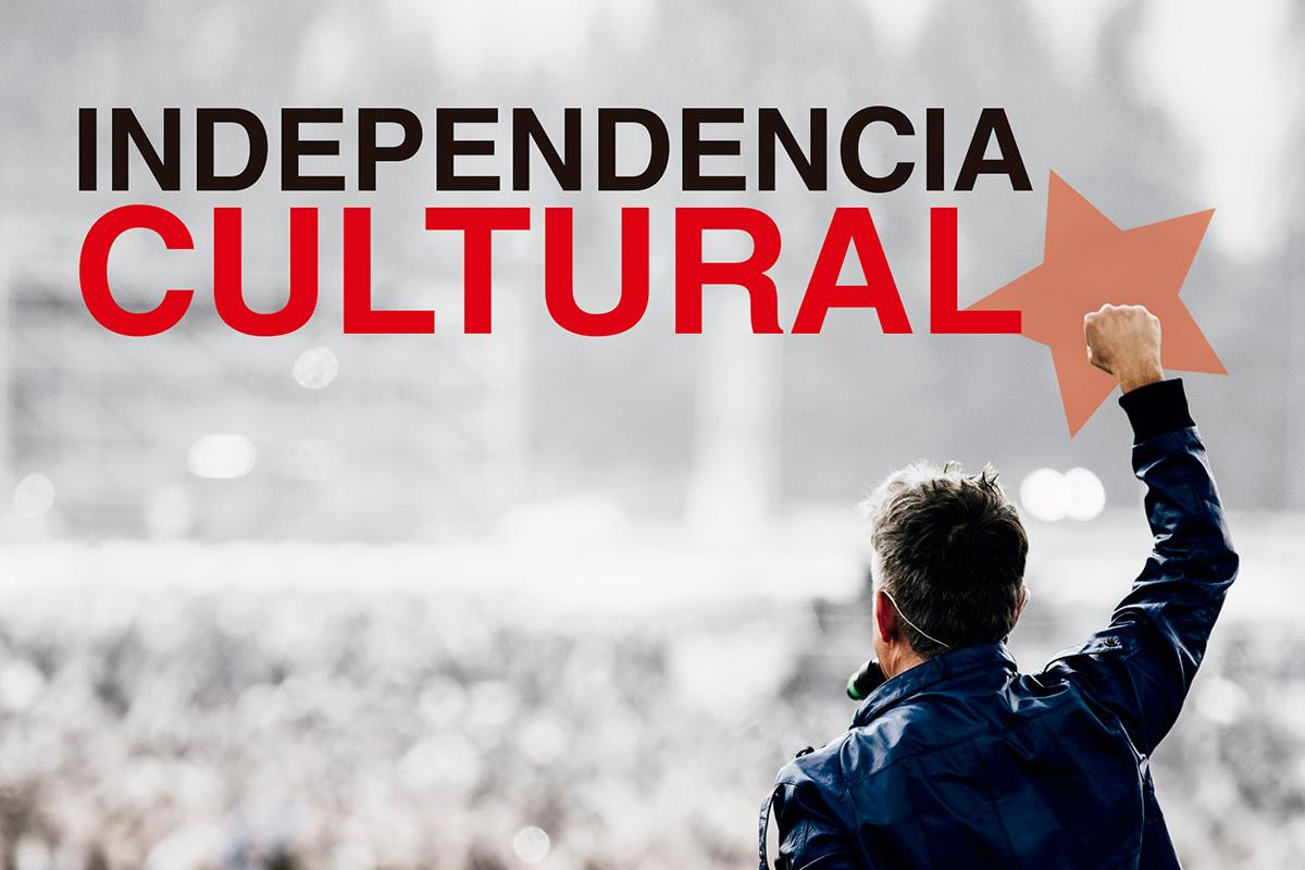 """Emiliano Aguayo conversa sobre su libro """"Independencia Cultural"""""""