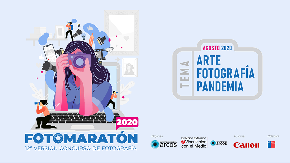 Inicio convocatoria FOTOMARATON 2020