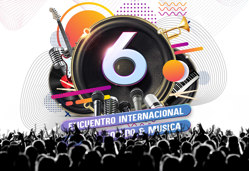 Expertos de Chile y Argentina se dieron cita en el 6to Encuentro Internacional de Sonido y Música Arcos