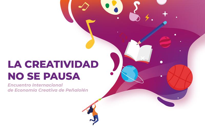 La creatividad no se pausa