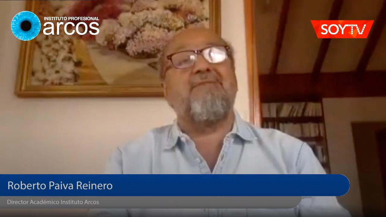 Roberto Paiva conversa sobre Economía Creativa en SoyChile