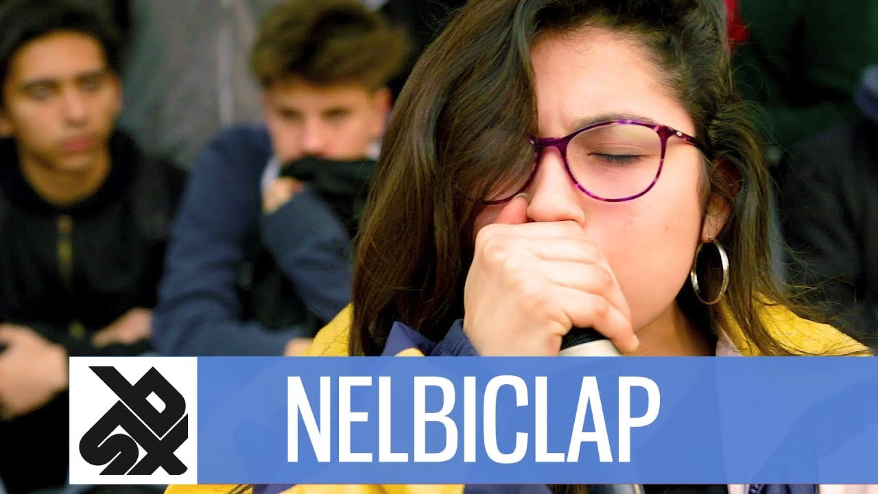 Medios locales destacan a Daniela Calderon (NelbiClap), campeona nacional de beatbox