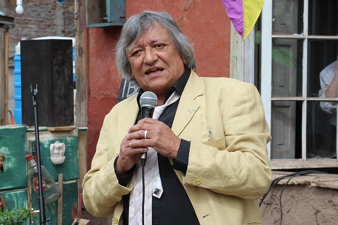 """A los 75 años, fallece Oscar """"Cuervo"""" Castro, fundador del Teatro Aleph"""