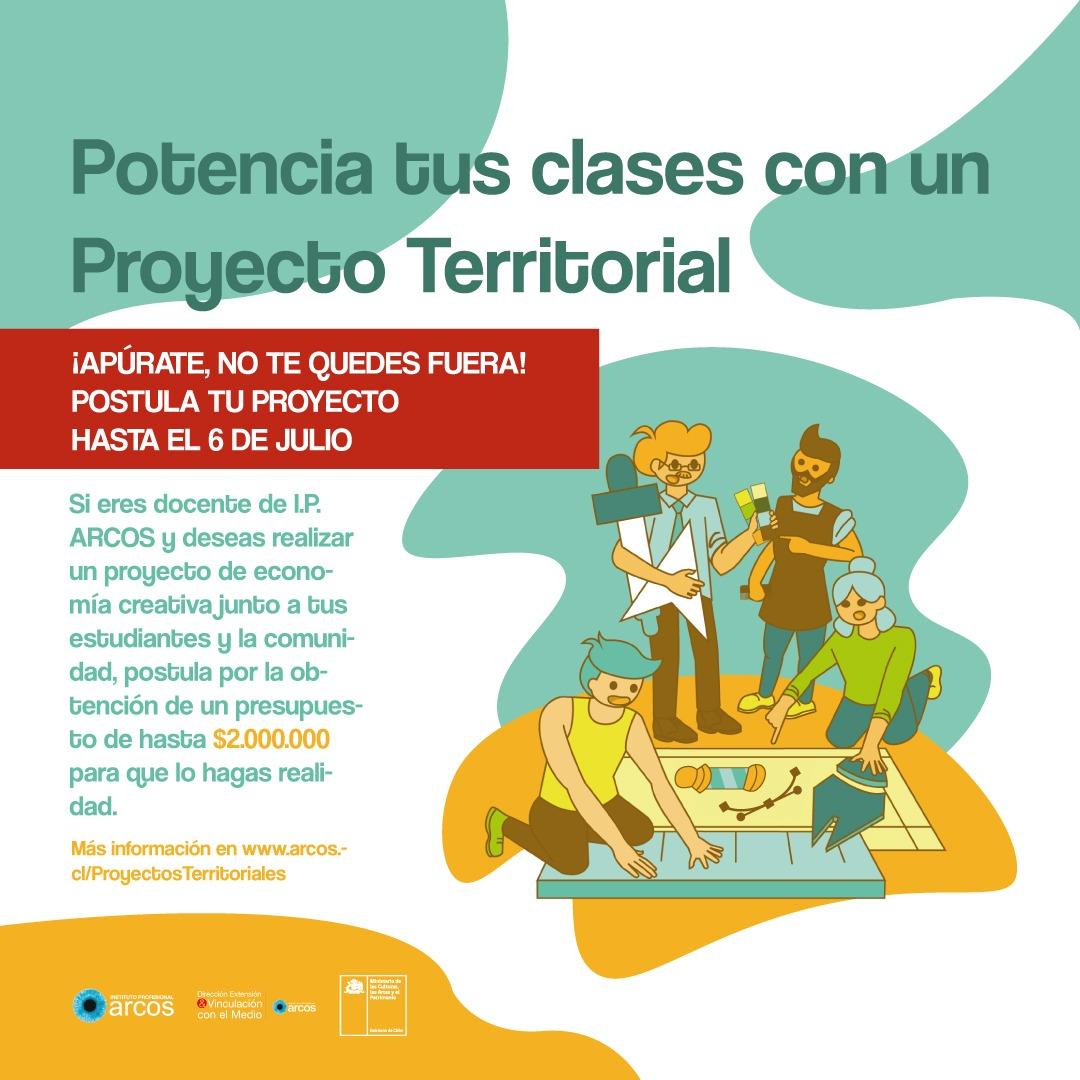 Potencia tus clases con un Proyecto Territorial