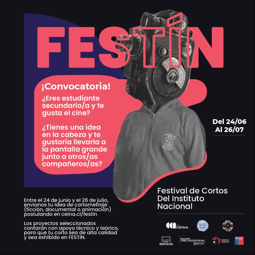 Afiche oficial Festín