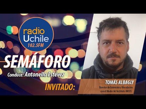 Tomás Albagly conversa con radio UChile sobre encuentro «En pandemia, ¿cómo evolucionan las audiencias culturales en Chile?»